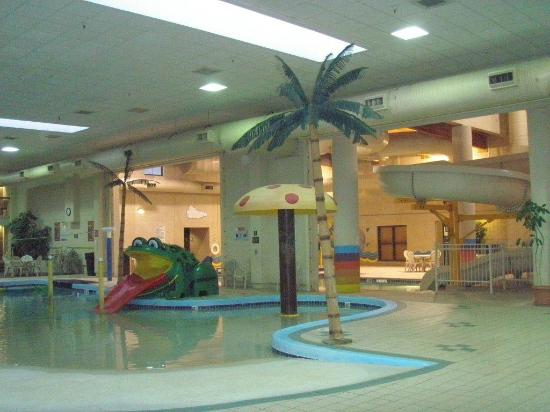 Best Western Plus Ramkota Hotel: Indoor Pool & Water Park at Ramkotra