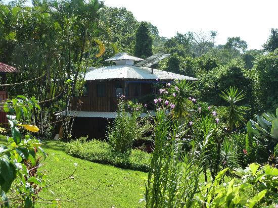 Hotel Las Caletas Lodge: Hotelanlage