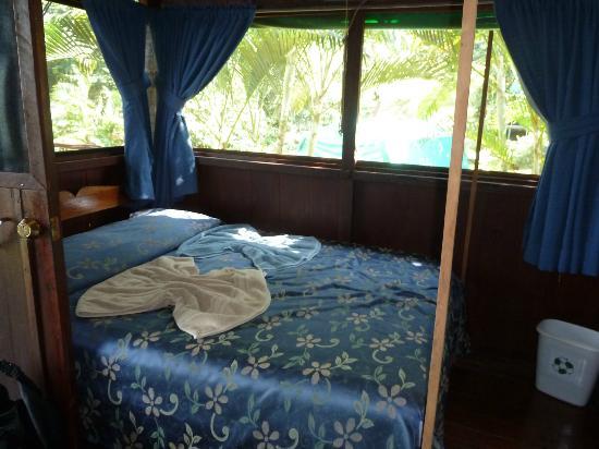 Hotel Las Caletas Lodge: Zimmer