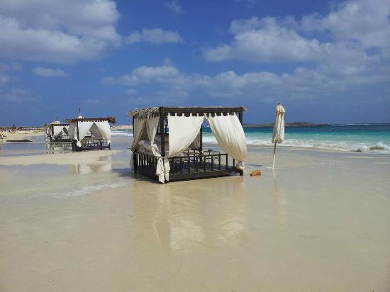 Jaz Almaza Beach Resort Spiaggia E Gazebo