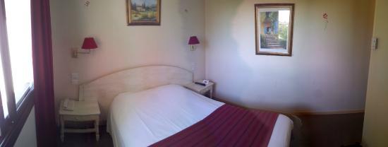 Hotel Les Nevons: Unser Zimmer