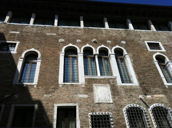 Palazzo Selvadego: Hotel y mi habitación! 