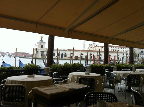Palazzo Selvadego: Vistas desde el deayuno 