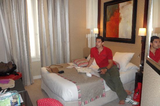 โรงแรมเบสท์เวสเทิร์น: Room