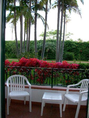Caparena Hotel : balcon
