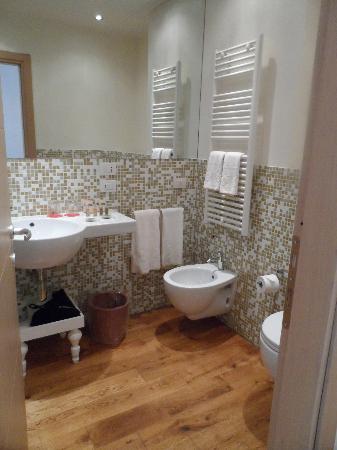 Relais Piazza Signoria: Bathroom