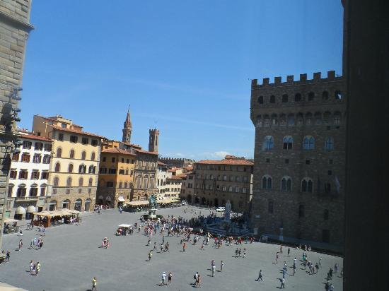Relais Piazza Signoria: View from 3rd floor room
