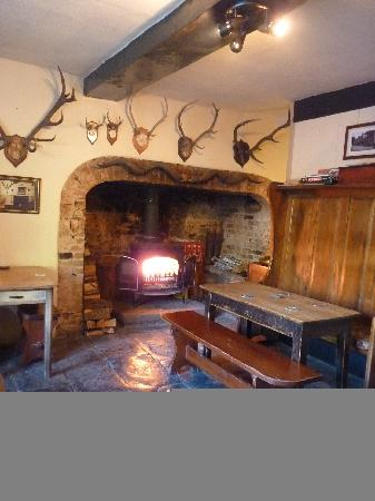 The Carew Arms: A warm welcome in the front bar