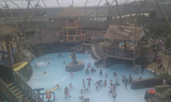 Alton Towers Waterpark : Waterpark