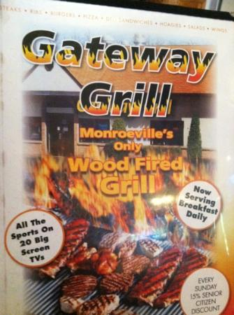 Gateway Grill: good bar food & great craft beer