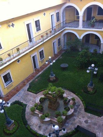โรงแรมคาริเบ: Jardines del Hotel
