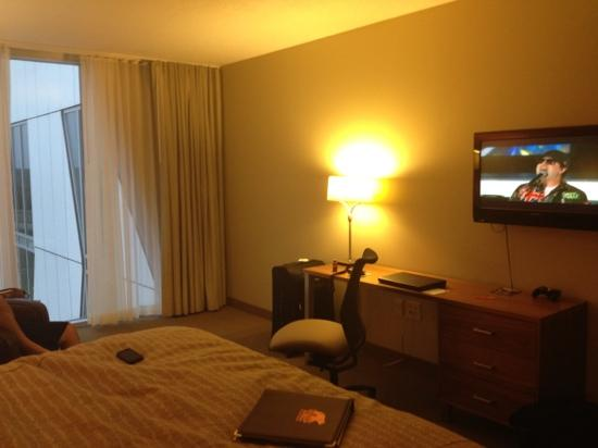 Black Bear Casino Resort Hotel: tower king room