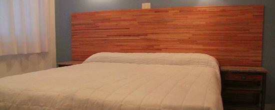 Hotel Florinda: la cama y el colchón: a toda prueba...