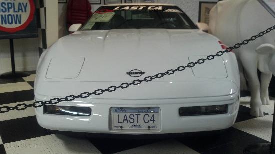 Mid America Motorworks, My Garage Museum: Last C4 generation Corvette