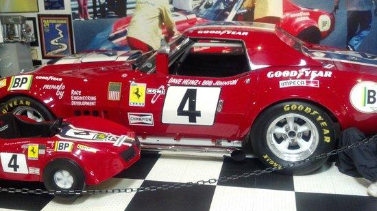 Mid America Motorworks, My Garage Museum: A racing Corvette
