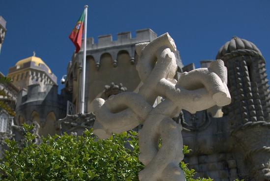 Casa do Valle: Pena castle