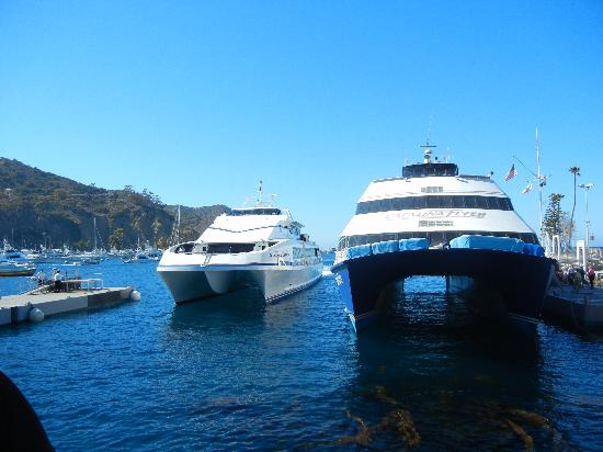 Dec 02, · Catalina Express Round-Trip Ferry Service: Long Beach or San Pedro to Avalon. Ferry Services. From $* More Info. I highly recommend taking a boat over to Catalina Island. The Catalina Express is one of a couple of commercial boat services that will take you to the island. It is fast More. 1 Thank Kari_Lutcavich/5(1K).