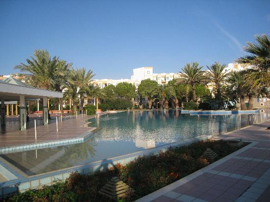 Crystal Tat Beach Golf Resort & Spa : PISCINA DEL HOTEL