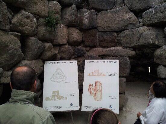 Nuraghe Sant'Antine: presentazione