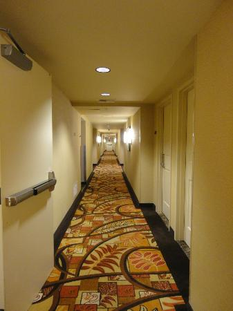 Silver Reef Hotel Casino Spa: Room Lobby