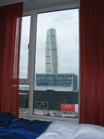 Park Inn by Radisson Malmo: Turning Torso