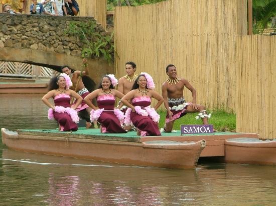 Polynesian Cultural Center: Samoa