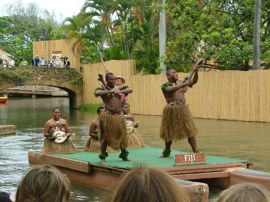 Polynesian Cultural Center: Fiji