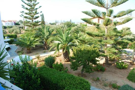 Sirius Apartments: Garden