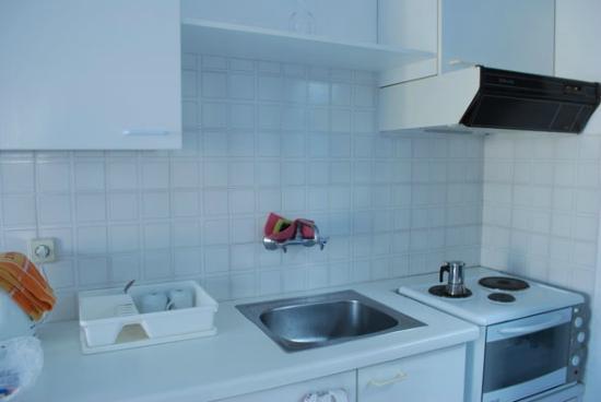 Sirius Apartments: Kitchen