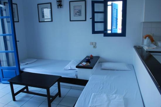 Sirius Apartments: Bedroom