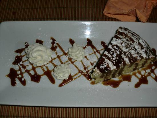Dabda Wine Bar Tapas y Restaurant : lovely dessert