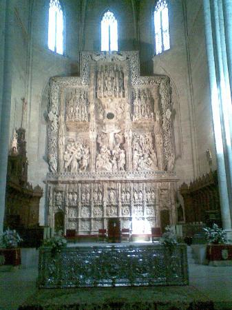 Catedral de Huesca: Huesca Cathedral: Interior