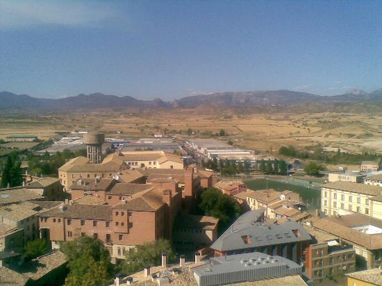 Catedral de Huesca: Huesca Cathedral: The view from the tower
