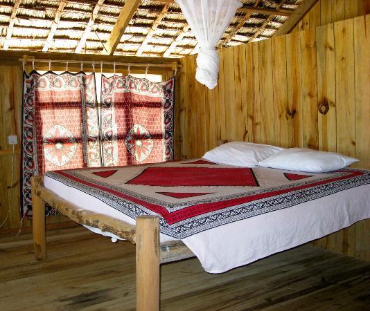 Kinazi Upepo Hotel : la camera