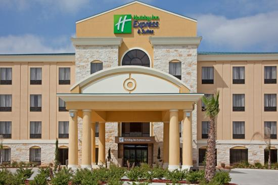 Holiday Inn Express Hotel & Suites Katy: front entrence