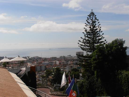 Hotel do Sado Business & Nature: Terraza