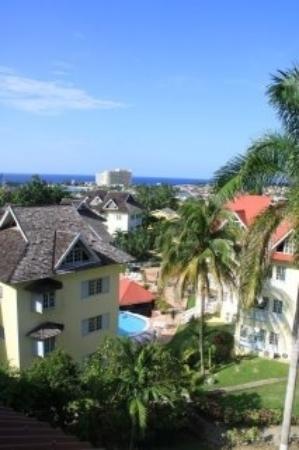 Mystic Ridge Resort: the view
