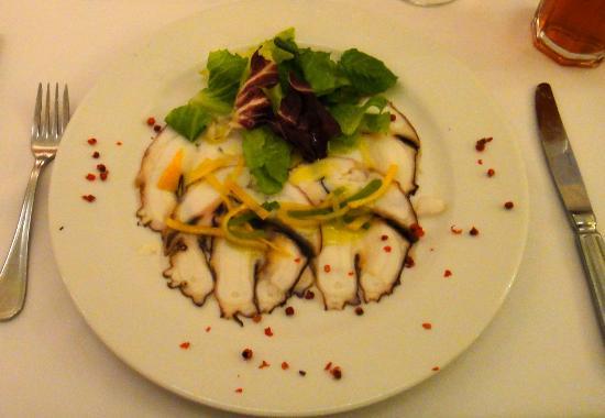 Playacar Palace: restaurante la terraza