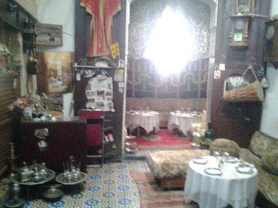 Restaurant Zohra : la chambre