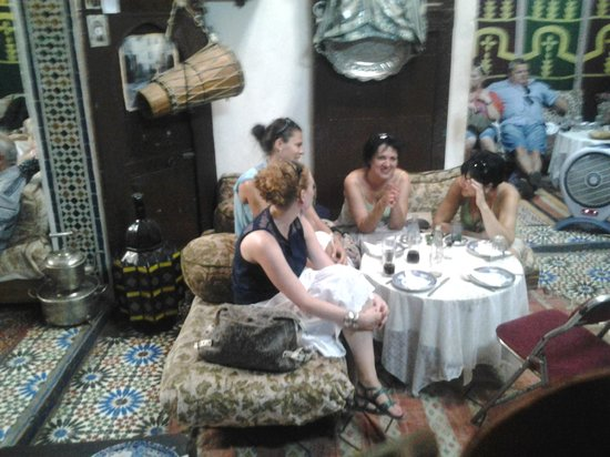 Restaurant Zohra : aussii les touriste