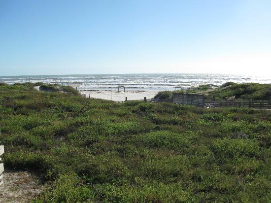 Malaquite Beach View Of From Walkway