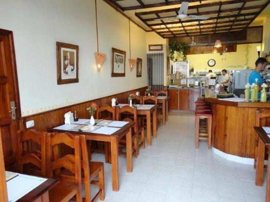 Pizzeria Bacco Lugar acogedor y unico