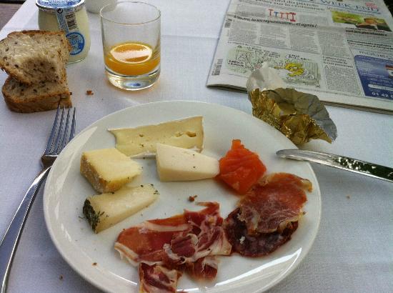 Alma Barcelona : Breakfast