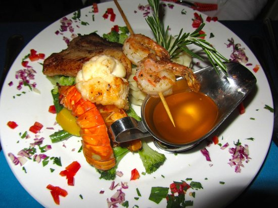 The Blue Lobster: Chefs Special???????????