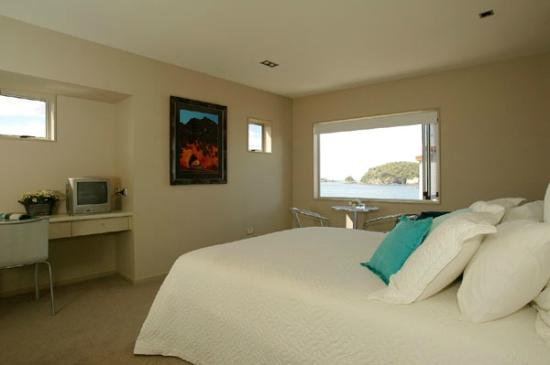 Hahei Oceanfront: Mahurangi Room