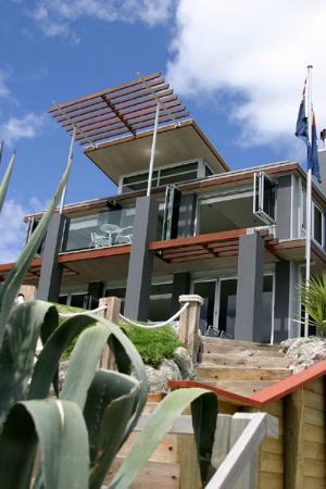 Hahei Oceanfront: House