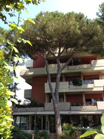 Hotel Bracciotti : die Villa ( des Schreckens )