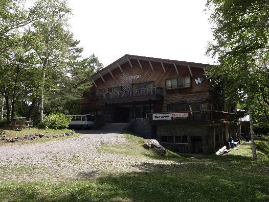 NORTHSTAR Alpine Lodge : ロッジ外観