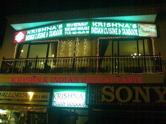 Krishna's: krishna indian restaurant