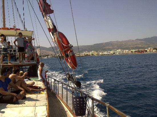 Katerina  Island Cruise